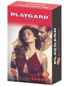 PLAYGARD MORE PLAY SUPERDOTTED STRAWBERRY 3'S