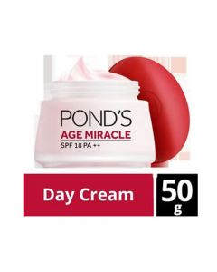 Ponds Age Miracle Wrinkle Corrector Day Cream SPF 18 PA++ 50gm