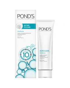Ponds Pimple Clear Leave-On Expert Clearing Gel Face Wash 20gm