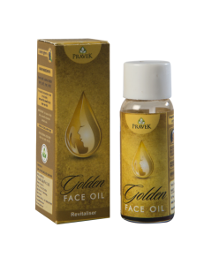 Pravek Golden Face Oil 25 ml