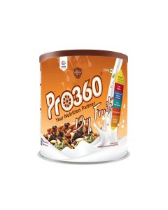 Pro360 Dry Fruits Nutritional Beverage Mix - 250gm