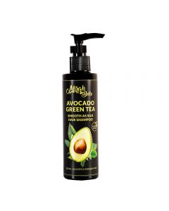 Mirah Belle Naturals Avocado - Green Tea Shampoo 200ml