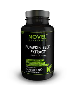 PUMPKIN SEED EXTRACT 400MG CAPSULES- HEALTHY URINARY SYSTEM
