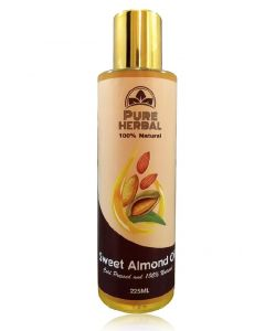Pure Herbal Almond Oil 225ml