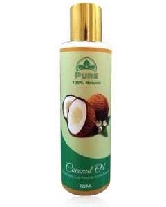 Pure Herbal Coconut Oil 225ml