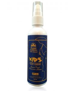 Pure Herbal Kids Sunshield 100ml
