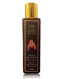 Pure Herbal Mystical Baby Hair Oil 100ml