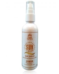 Pure Herbal Sun Screen 100ml