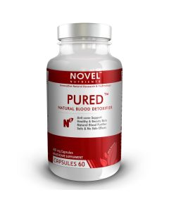 PURED TM 400 MG CAPSULES-  HEALTHY & BEAUTIFUL SKIN