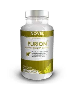 PURION TM 400 MG CAPSULES- HEALTHY URINARY SUPPORT