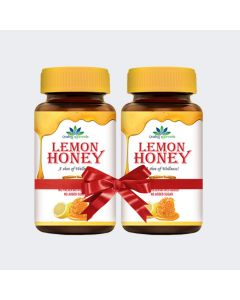Quality Ayurveda Lemon Honey 250g