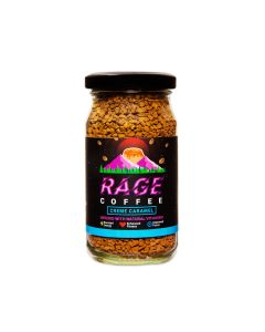 Rage Coffee Creme Caramel Flavour - Premium Arabica Instant Coffee - 50 Gms
