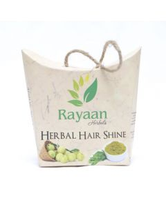 Rayaan Herbals Herbal Hair Shining Pack 100 gm