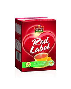 Red Label Tea 250gm Carton