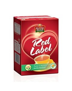 Red Label Tea 500gm Carton