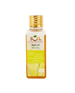 Soil Natural Fragrances Reed Diffuser Set - Vanilla 50ml