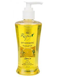 Respiyr Soft Moisturizing Handwash Gel (LEMON) 200ml