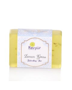 Revyur Lemon Grass Refreshing Bar Soap