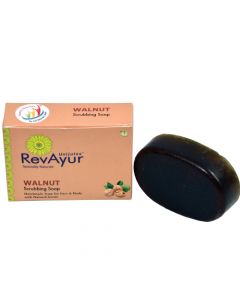 Revyur Walnut Hand Made Soap 75g