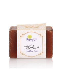 Revyur Walnut Scrubbing Soap