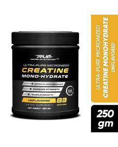 Ripped Up Nutrition Creatine Monohydrate 250g