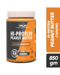 Ripped Up Nutrition Hi-Protein Peanut Butter Caramel 850g