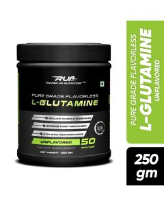 Ripped Up Nutrition L-Glutamine 250g