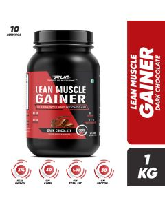 Ripped Up Nutrition Lean Muscle Gainer Dark Chocolate 2.2lbs(1kg)