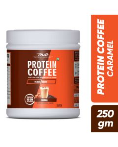 Ripped Up Nutrition Protein Coffee Caramel 250g