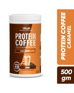 Ripped Up Nutrition Protein Coffee Caramel 500g