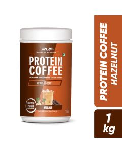 Ripped Up Nutrition Protein Coffee Hazelnut 1kg