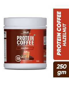 Ripped Up Nutrition Protein Coffee Hazelnut 250g