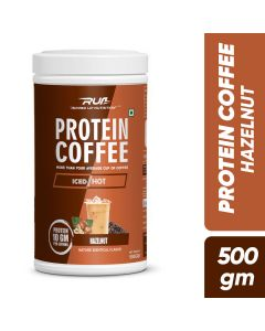 Ripped Up Nutrition Protein Coffee Hazelnut 500g