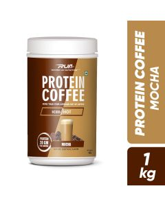 Ripped Up Nutrition Protein Coffee Mocha 1kg