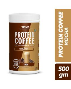 Ripped Up Nutrition Protein Coffee Mocha 500g