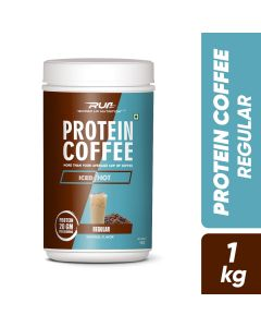 Ripped Up Nutrition Protein Coffee Regular 1kg