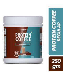 Ripped Up Nutrition Protein Coffee Regular 250g