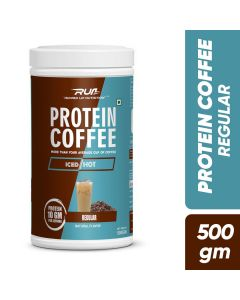 Ripped Up Nutrition Protein Coffee Regular 500g