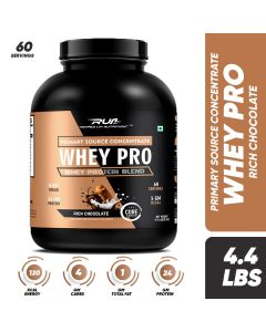 Ripped Up Nutrition Whey Pro Rich Chocolate 4.4lbs(2kg)