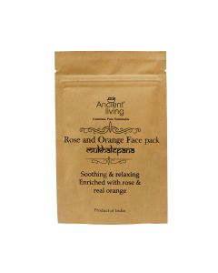 Rose & Orange face pack 40gm