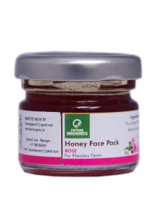 Future Organics Rose Face Mask - 30 gm