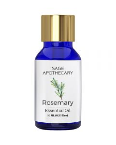 Sage Apothecary Rosemary Essential Oil - 10ml