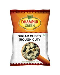 Dhampur Green Rough Cut Cubes 350 gm