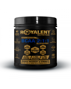 Royalent BCAA Blueberry 400g