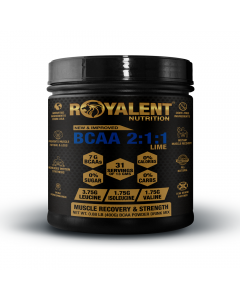 Royalent BCAA Lime 400g