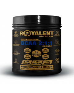 Royalent BCAA Orange 400g