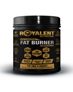 Royalent Fat Burner Blueberry 150 g