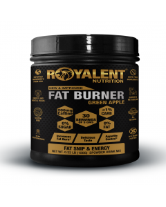 Royalent Fat Burner Green Apple 150 g