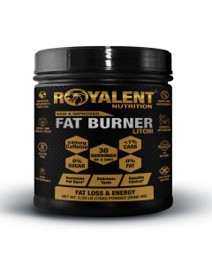 Royalent Fat Burner Litchi 150 g