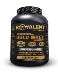 Royalent Gold 100% Whey Chocolate 2kg